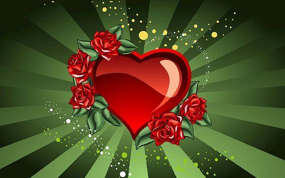Открытки про любовь разные, время войны деревнях