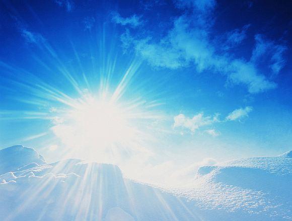 Картинка для презентации солнце в небе
